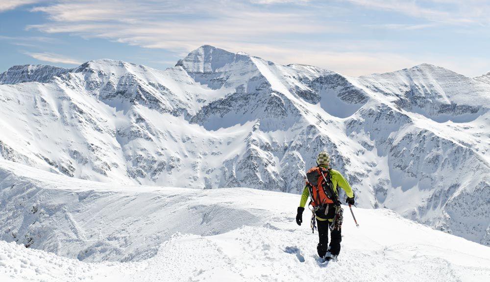 10 errores clásicos en montañismo invernal