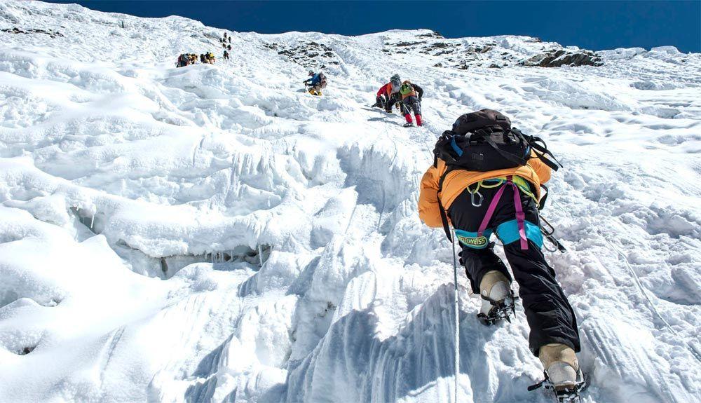 Cómo reconocer los peligros en el alpinismo