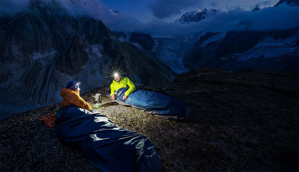 Trucos para unas noches inolvidables en la montaña