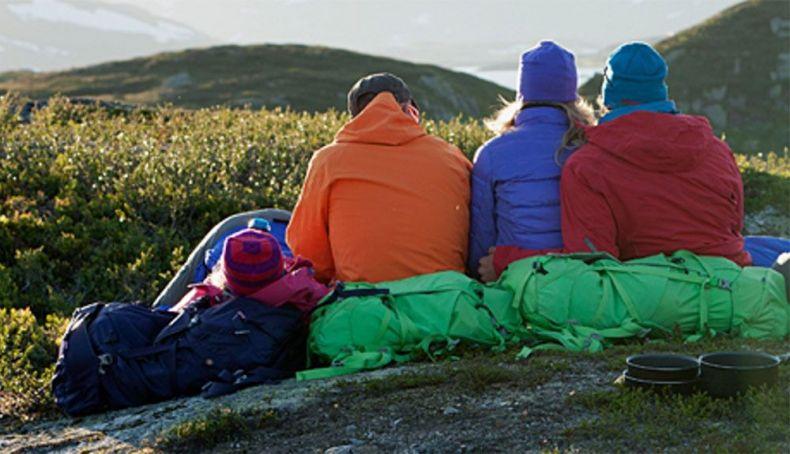 Vivaquear en montaña... ese placer que en invierno y otoño requiere especial cuidado