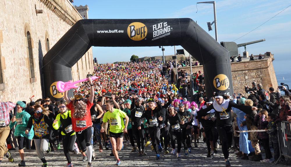 Buff Epic Run, cierra el año en clave solidaria