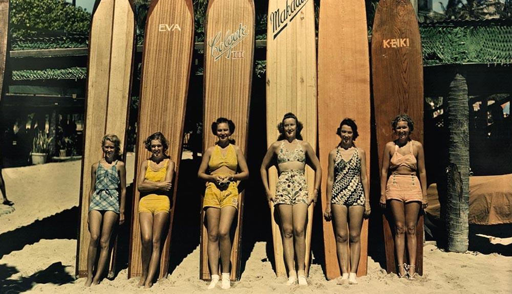 La jerga del surf