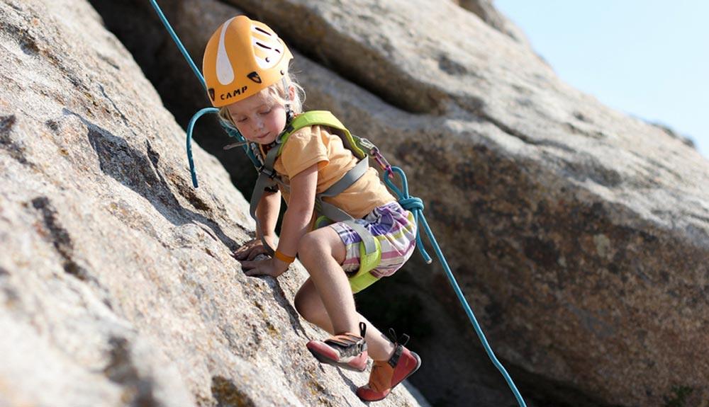 3 consejos para escalar con niños
