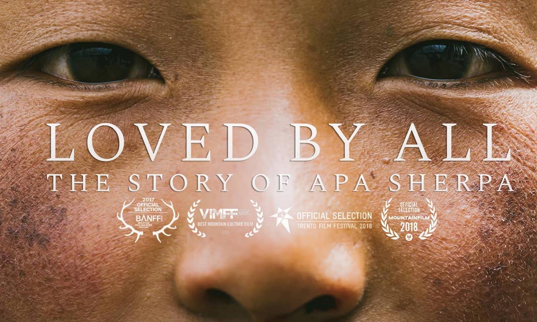 Querido por todos: la historia de Apa Sherpa