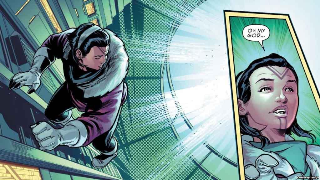Marvel presenta una nueva superheroína... ¡inuit!