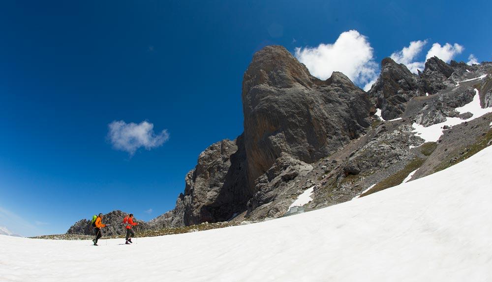 Travesía de los Urrieles: montañismo de leyenda