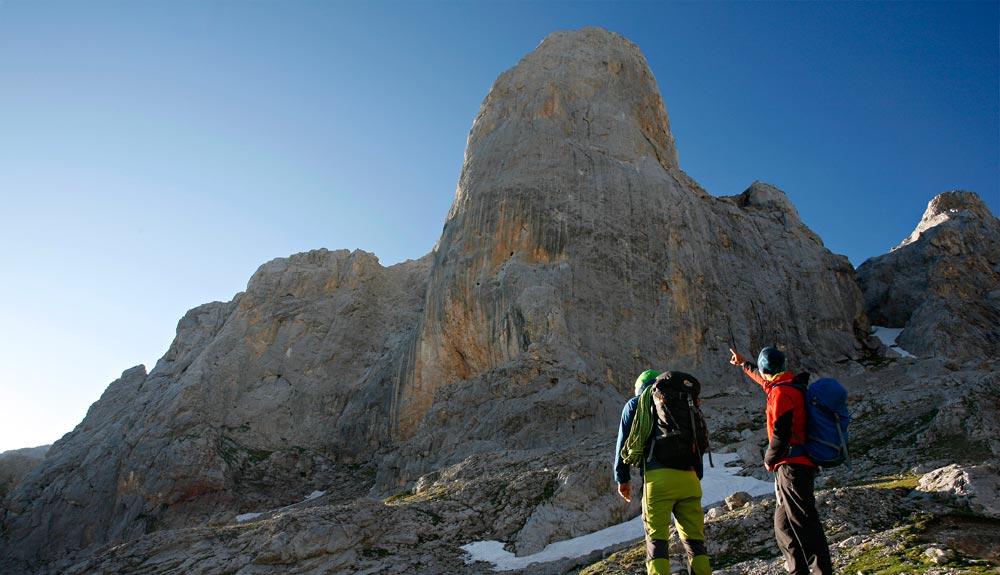 Pico Urriellu: el sueño de una cima