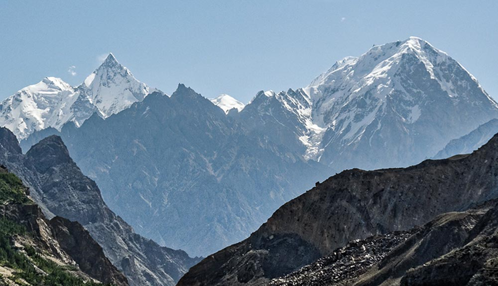 Hansjörg Auer, un paso adelante en el Karakorum