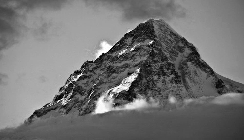 Un vistazo desde la cima del K2