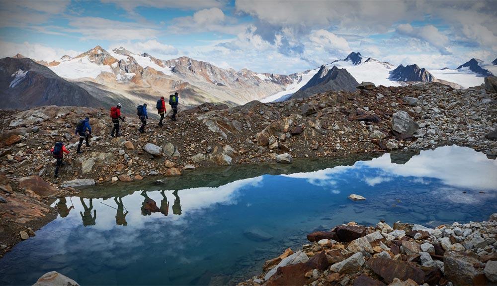 Salewa Get Vertical: pura aventura alpina