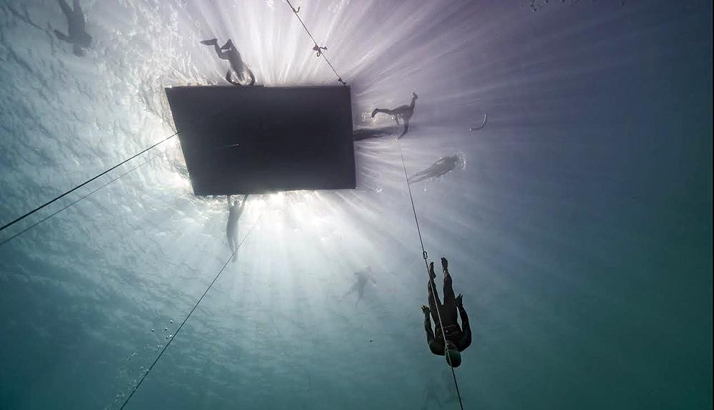 El buceo más profundo del mundo