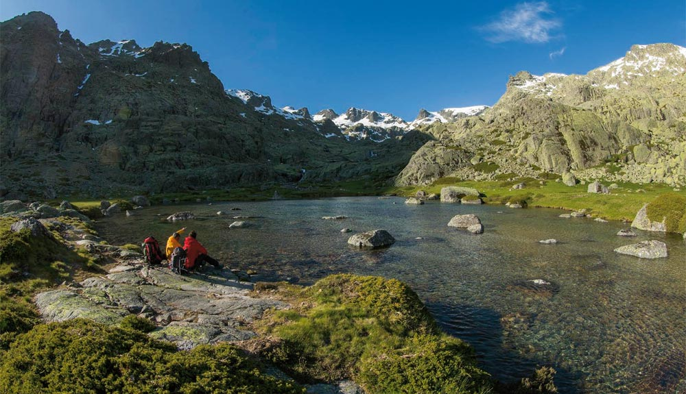 Circo de Gredos + 3 ascensiones