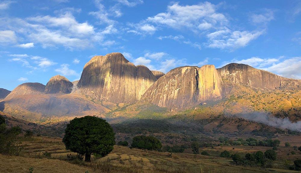 Madagascar en clave vertical