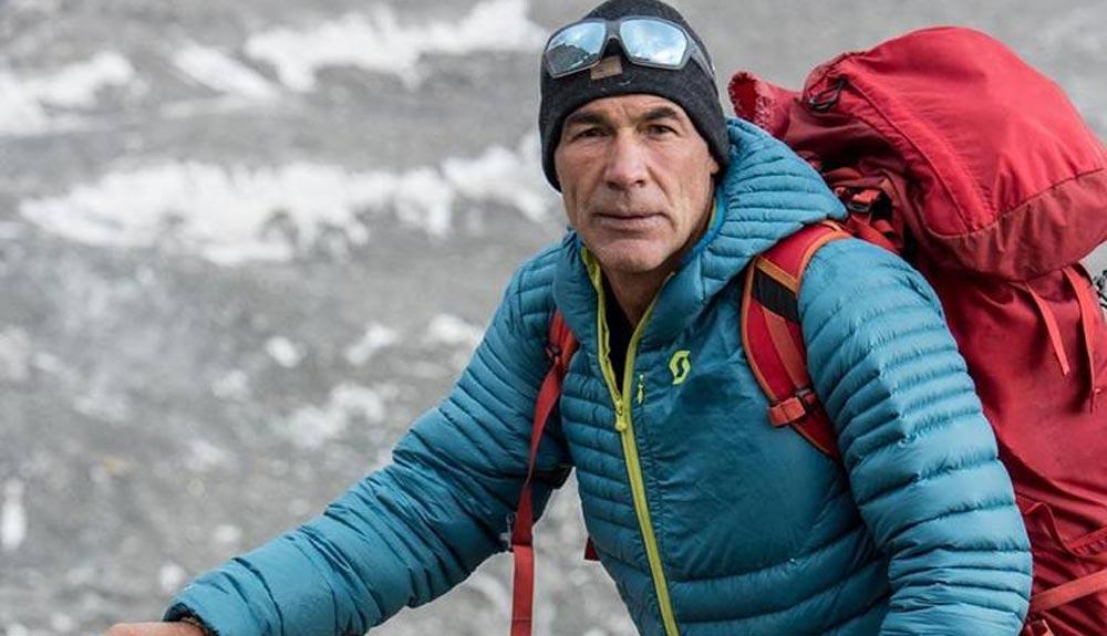 Mike Horn se retira del Nanga Parbat