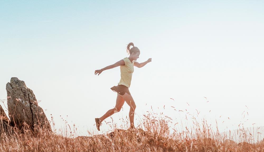 Emelie Forsberg intenta el récord del sendero Kungsleden