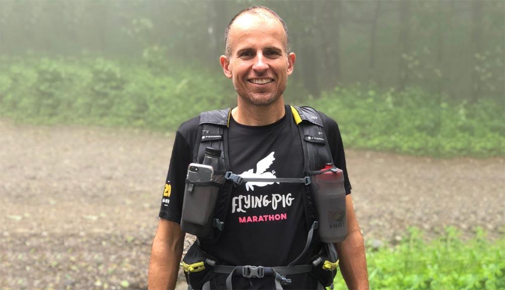 Un profesor de historia a por el récord del Appalachian Trail