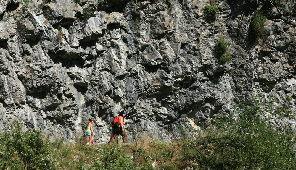 Desfiladero de las Xanas: en busca de las ninfas del agua