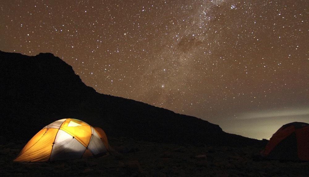 Star Trekking: astronomía en la naturaleza