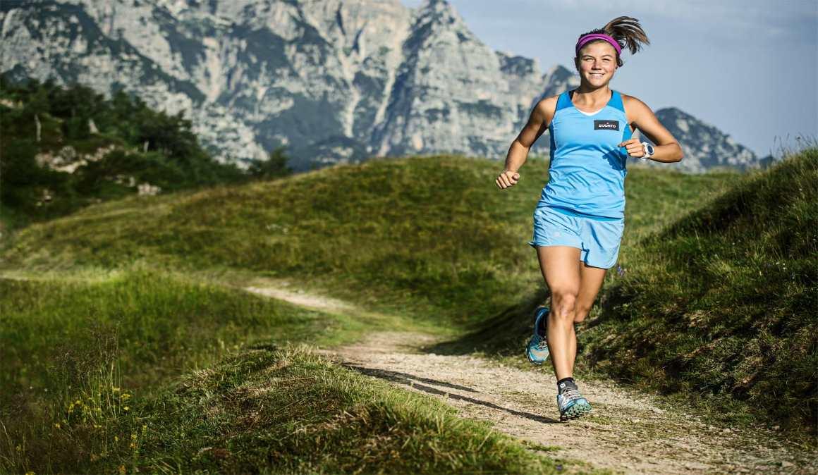 Emelie Forsberg bate el récord del sendero Kungsleden