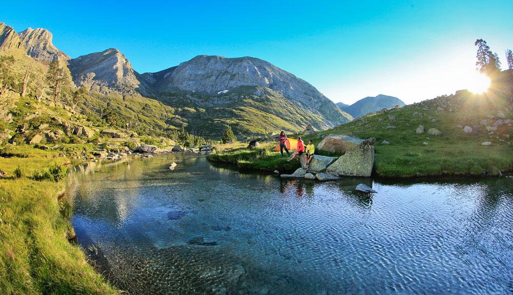 El trekking es para el verano