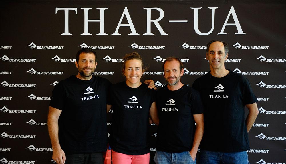 THAR-UA, la cara más desconocida del deporte extremo