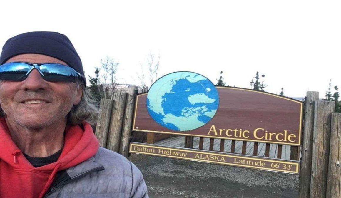 Holly Harrison: 22.530 kilómetros y 530 días para completar su sueño en Alaska