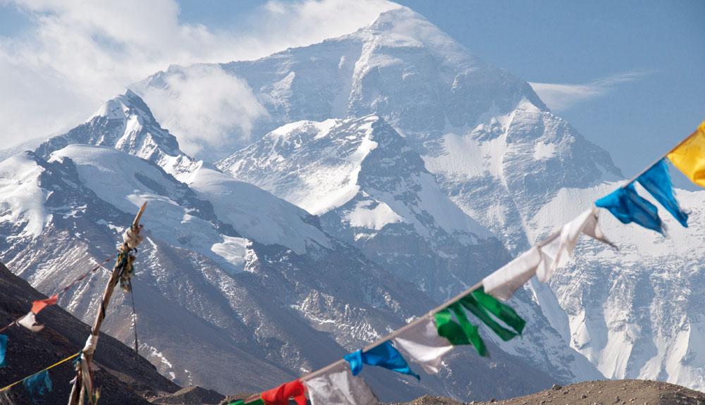 ¡El Everest como nunca lo habías visto!