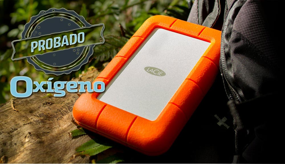 Test: LaCie Rugged