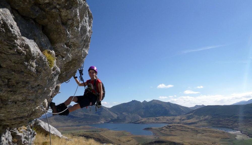 Puro norte: trekking, vía ferrata y surf