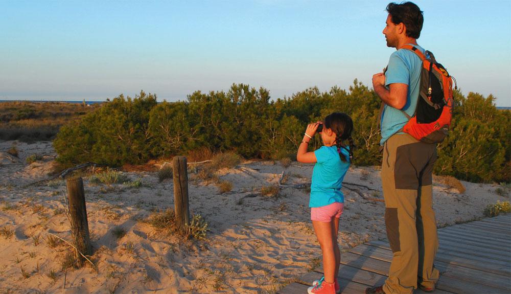 Ruta con niños: Parque Regional Salinas de San Pedro