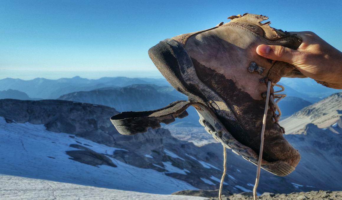 ¿Es el material de montaña poco duradero?