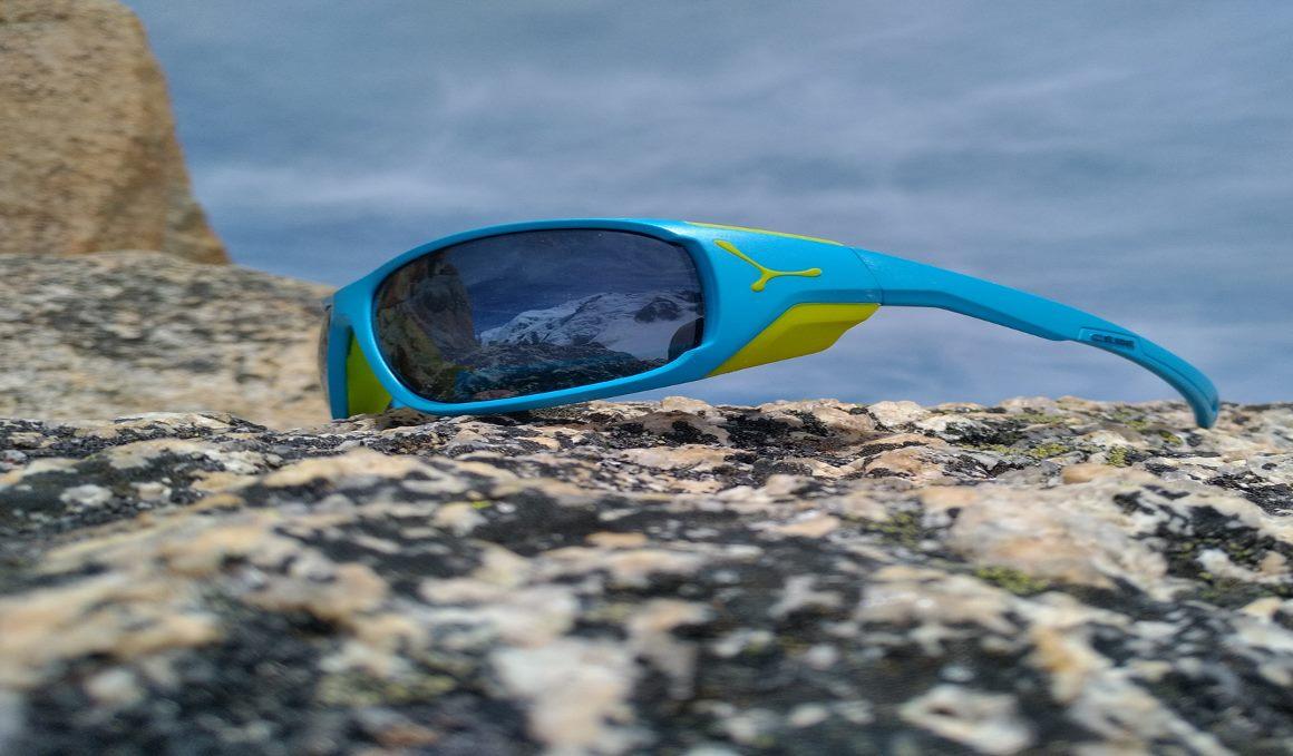 Las gafas de sol Jorasses combinan protección y estilo