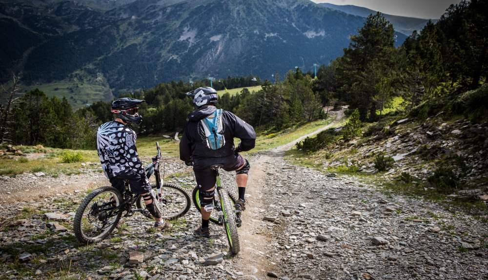 Cómo disfrutar Andorra en bicicleta