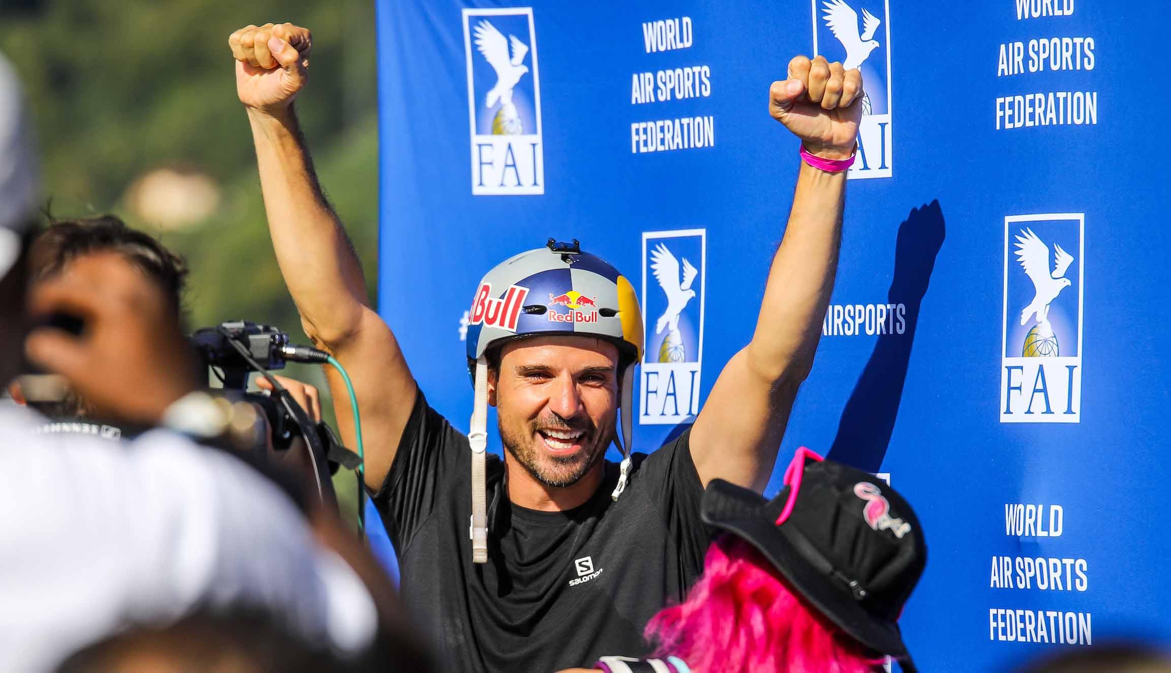 Horacio Llorens se proclama campeón del mundo por sexta vez