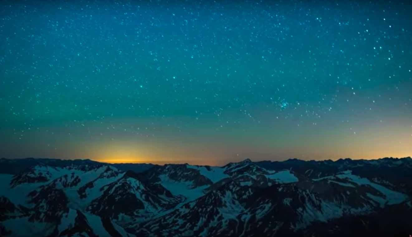 Cómo escalar 12 seismiles de los Andes en dos meses
