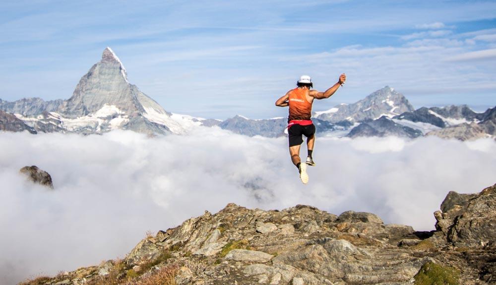 Genís Zapater a encadenar las cuatro cimas más emblemáticas de los Alpes