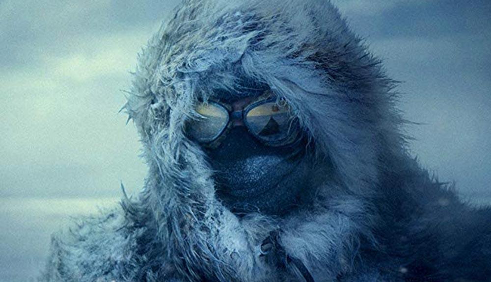 """""""Amundsen"""" llegará a los cines en 2019"""