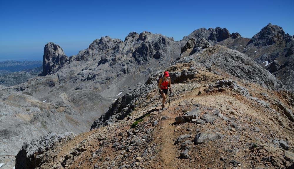 3 + 1 ascensiones en Picos de Europa