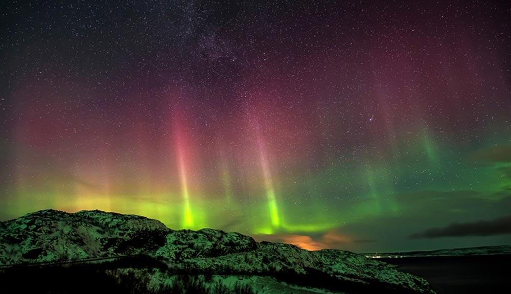 """""""Especial Auroras Boreales"""" con Hurtigruten"""