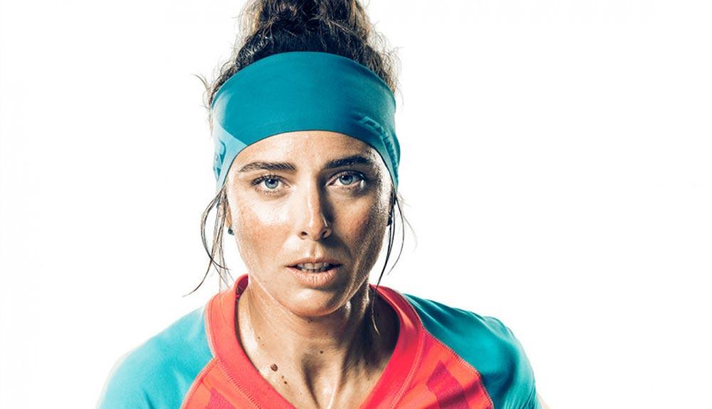 """Anna Comet: """"Me propuse normalizar la figura de una mujer corriendo embarazada porque yo no entiendo la vida sin deporte"""""""
