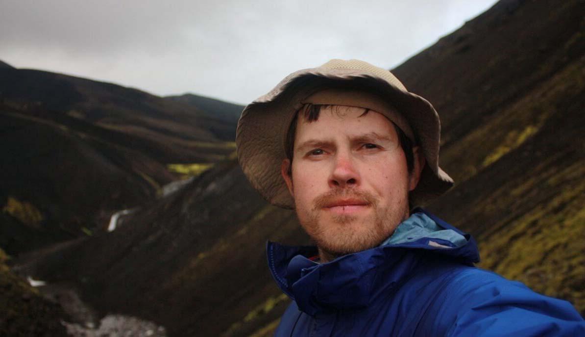 Louis-Phillipe Loncke culmina la travesía invernal de Tasmania