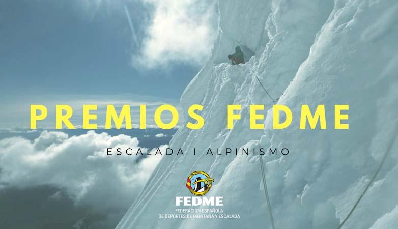 Lo mejor del año en una nueva edición de los Premios Fedme