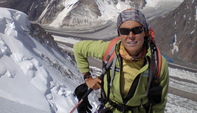 Edurne Pasaban regresa al Himalaya