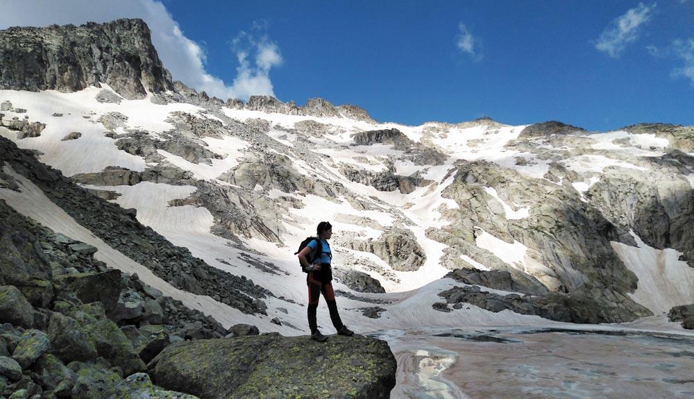Trío de ases: tres travesías alpinas
