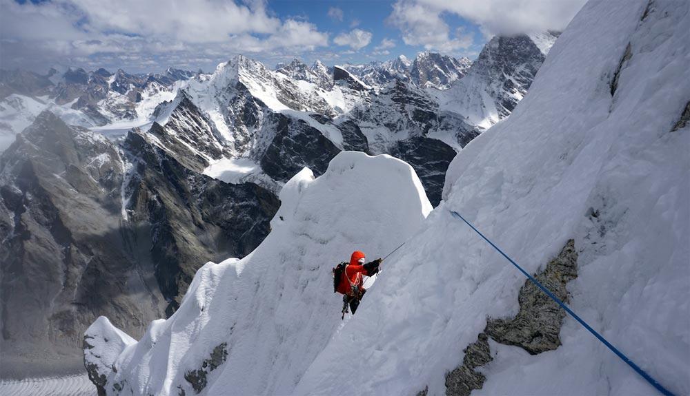Nueva ruta japonesa al Cerro Kishtwar