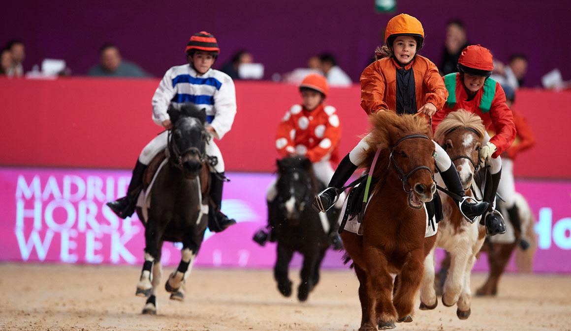Conoce de cerca el mundo de la hípica en la Madrid Horse Week