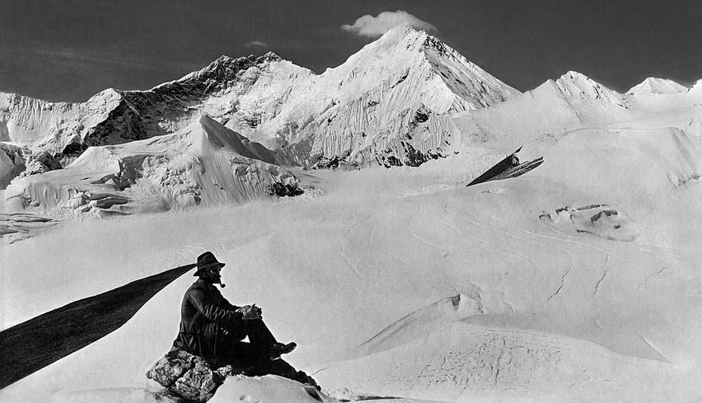 Nuevas fotografías de la primera expedición de George Mallory al Everest