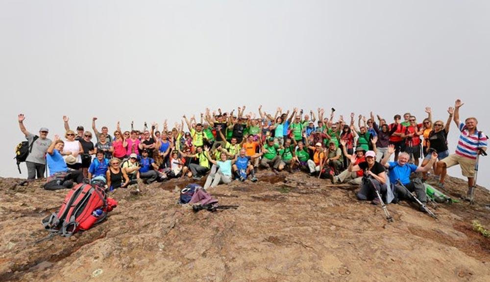 El Gran Canaria Walking Festival se despide a lo grande