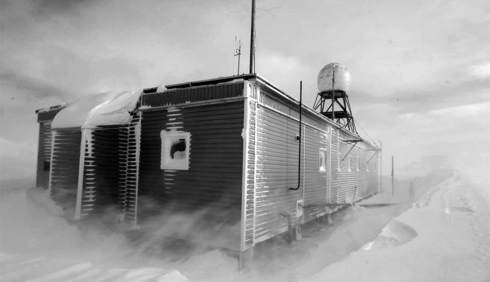 Un intento de asesinato en la Antártida