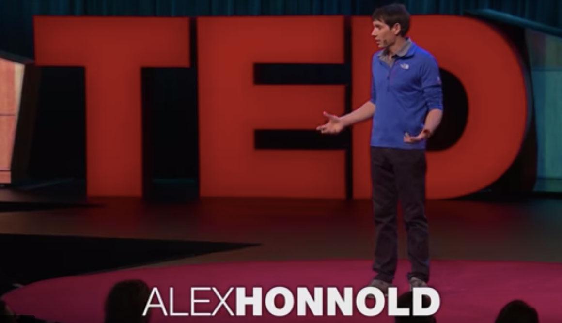 Ted Talks: Alex Honnold y El Capitán sin cuerda